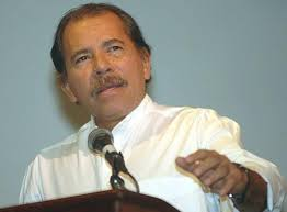 president of nicaragua