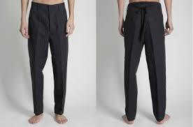 posh trousers
