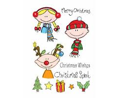 christmas kids cards
