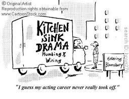drama cartoon