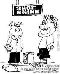 boots shine