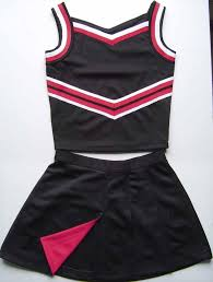 pictures of cheerleading outfits