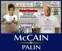 mccain campaign poster
