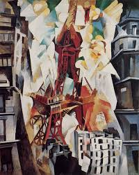 delaunay paintings