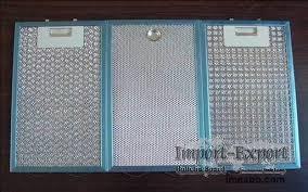 aluminum filter