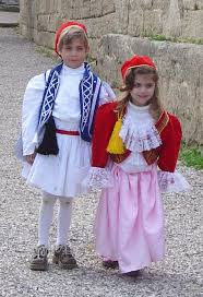 costumes greece