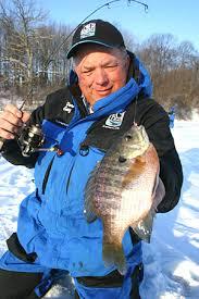 ice fishing panfish