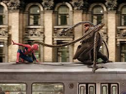film spider man 2