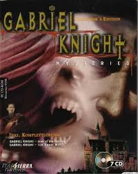 gabriel knight mysteries