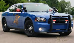 dodge charger police wheels