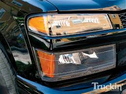 chevy headlight