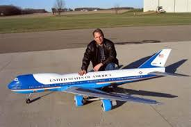 model boeing 747