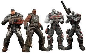 gears of war action figures series 2