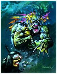 bisley artwork