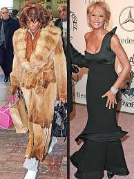 recent pictures of whitney houston