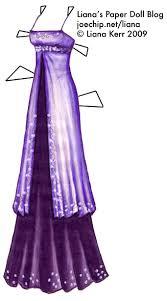 light purple dresses