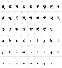 rose fonts