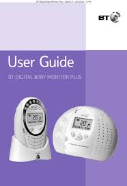 baby user manual