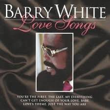 love songs barry white