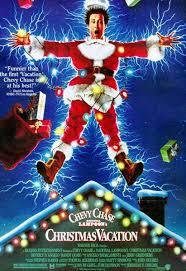 christmas vacation movie poster