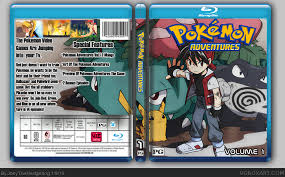 pokemon adventures volume 1