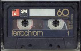 basf cassette tape