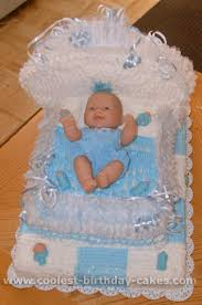 pictures baby shower cake