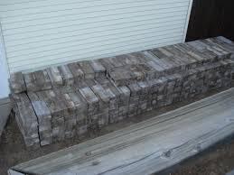 cement block retaining wall