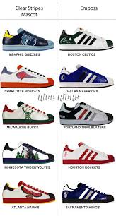 adidas superstars nba