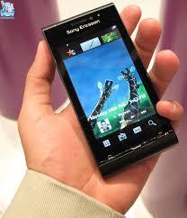 sony ericsson 12 megapixel phone