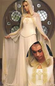 bride cape