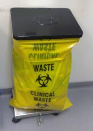medical waste bins