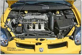 dodge srt 4 engine