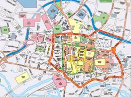map of leeds city centre