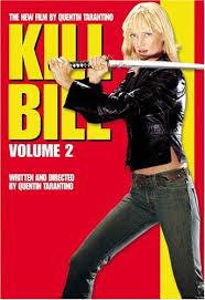 kill bill 2 poster