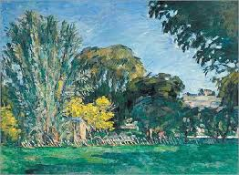 cezanne landscape paintings