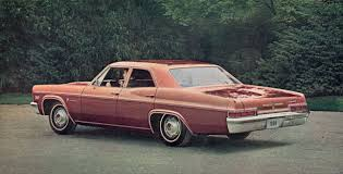 4 door impala