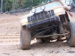 jeep hill climbing