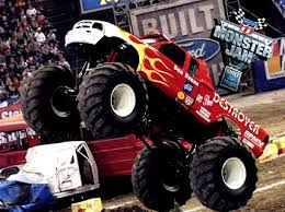 monster jam pictures
