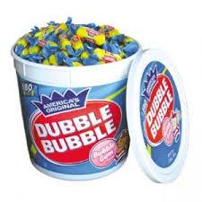 double bubble chewing gum