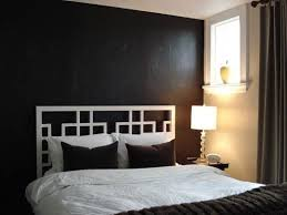 black wall paint