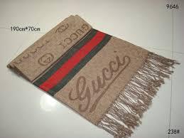 gucci mens scarves