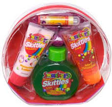 lip smacker skittles