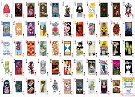 pictures of deck of cards