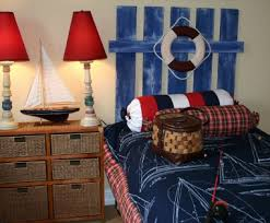 nautical headboard