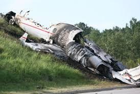 private plane crashes