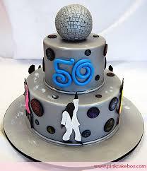 disco themed cakes