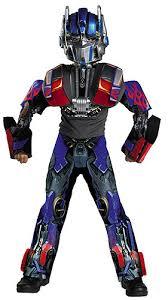 optimus costume