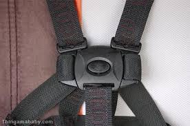 stroller harness