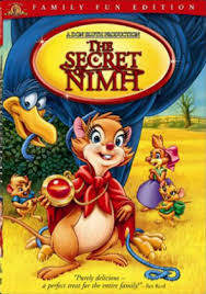 secret of nimh dvd